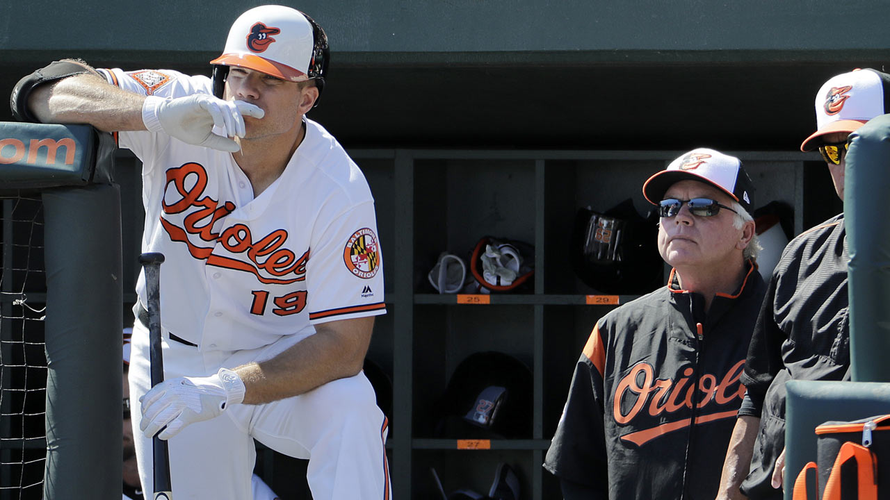 Davis embodies the new 'Orioles way'