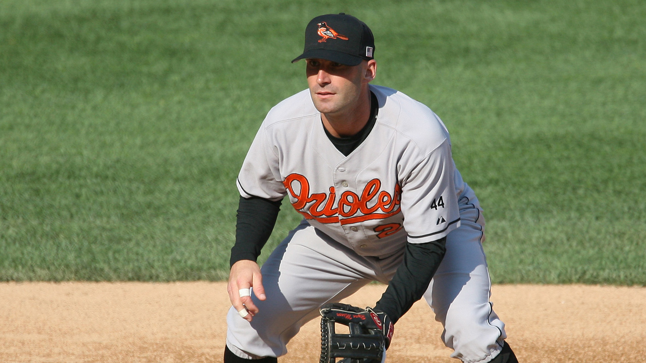 Former Oriole Clark added to coaching staff